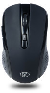 GoFreetech Wireless 1600 DPI Mouse - Blue and Black - Cover