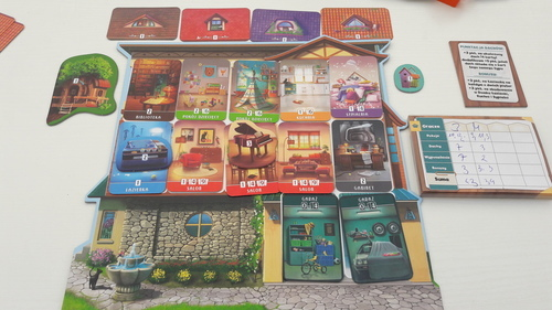 dream home board game review