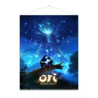 Ori And The Blind Forest – Keyart Wallscroll
