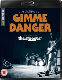 Gimme Danger (Blu-ray) - Cover