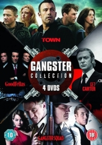 Gangster Collection (DVD) - Cover