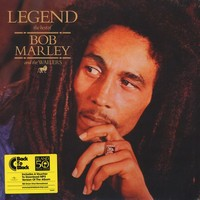 Bob Marley & the Wailers - Legend (Vinyl) - Cover