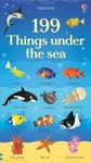 199 Things Under the Sea - Jessica Greenwell (Board book)