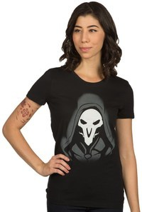 Overwatch - Remorseless Ladies T-Shirt (Large) - Cover
