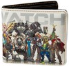 Overwatch – Lineup Wallet Cover