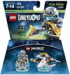 LEGO Dimensions: Ninjago Zane Fun Pack (For PS3/PS4/Xbox 360/Xbox One)