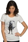 Overwatch - Redemption Through Honor Ladies T-Shirt (Medium)