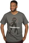 Overwatch - Living Weapon Mens T-Shirt (Medium)