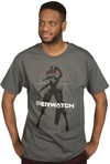 Overwatch - Living Weapon Mens T-Shirt (Large)