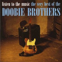 Doobie Brothers - Listen to the Music - the Very Best of (CD) - Cover