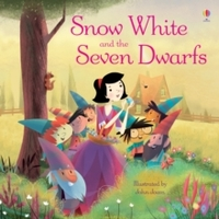 Snow White and the Seven Dwarfs - Lesley Sims (Paperback) - Cover