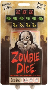 Zombie Dice (Dice Game) - Cover
