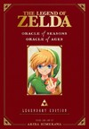 Zelda Legendary Edition Vol. 02 (Oracle of Seasons and Oracle of Ages) - Akira Himekawa (Paperback)