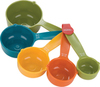 Trudeau - Trudeau Measuring Cups Set Of 5