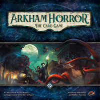 Arkham Horror: The Card Game (Card Game) - Cover
