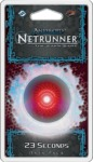Android Netrunner LCG - 23 Seconds Data Pack (Card Game)