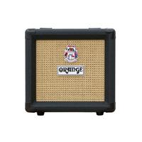 Orange Micro Terror 8 Inch Guitar Amplifier Cabinet (Black)