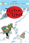 Tintin In Tibet - Herge (Paperback) Cover