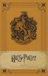 Harry Potter: Hufflepuff Ruled Pocket Journal - Insight Editions (Hardcover) Cover