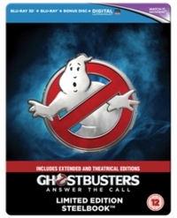 Ghostbusters (Blu-ray) - Cover