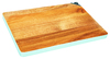 Anzo - Inspire Acacia Cutting Board with Sharpener (33 x 22 x 2cm)