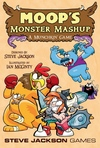 Moop's Monster Mashup: A Munchkin Game (Card Game)