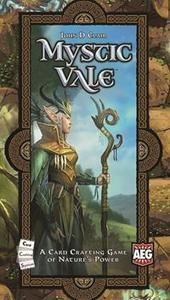 Mystic Vale (Card Game) - Cover
