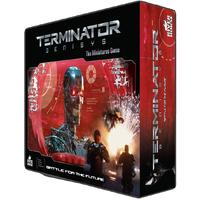 Terminator Genisys: The Miniatures Game – Battle For The Future