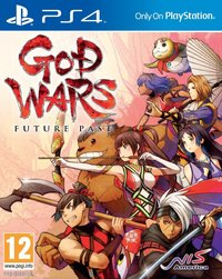 GOD WARS Future Past (PS4) - Cover