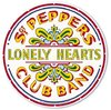 The Beatles Sgt Peppers Lonely Hearts Club Band Computer Mouse Mat
