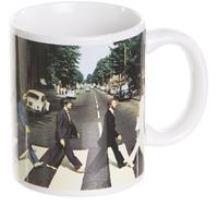 The Beatles Boxed Mug: Abbey Road Crossing