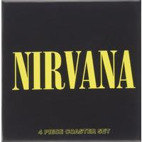 Nirvana 4-Piece Cork Coaster Set In Presentation Box