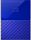 WD - My Passport 4TB External Hard Drive USB 3.0 (3.1 Gen 1) 2.5 inch - Blue
