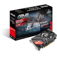 ASUS - AMD Radeon Mini R7 360 2GB GDDR5 small form factor ITX gaming Graphics Card