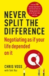 Never Split the Difference - Chris Voss (Paperback)