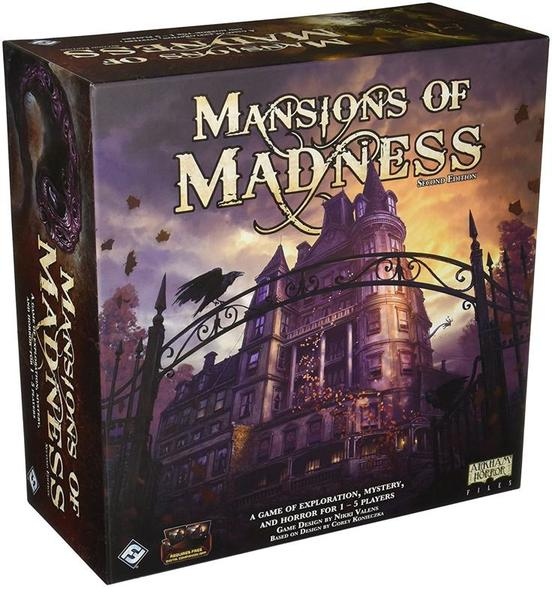 Mansions of Madness (Second Edition) (Board Game)