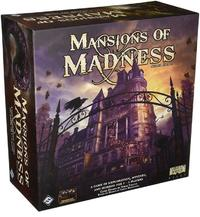Mansions of Madness (Second Edition) (Board Game) - Cover