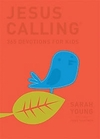 Jesus Calling: 365 Devotions For Kids - Sarah Young (Paperback)