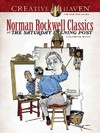 Creative Haven Norman Rockwell's Saturday Evening Post Classics Coloring Book - Norman Rockwell (Paperback)