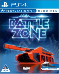 Battlezone (PS4) - Cover