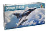 Italeri - 1/32 Dassult Mirage III E/R (Plastic Model Kit - Includes Decals for SAAF)