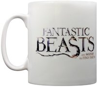 Fantastic Beasts - Logo Boxed Mug - Cover
