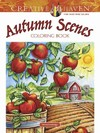 Creative Haven Autumn Scenes Coloring Book - Teresa Goodridge (Paperback)