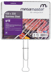 Megamaster - Stainless Steel Folding Grid 430 x 330mm