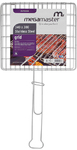 Megamaster - Stainless Steel Folding Grid 340 x 300mm