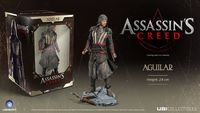 Assassin's Creed Movie Statue: Aguilar (Michael Fassbender) Figurine 24cm