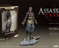 Assassin's Creed Movie Statue: Maria (Ariane Labed) Figurine 23cm
