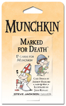 Munchkin: Marked For Death Booster (Card Game)