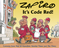It's Code Red! - Zapiro (Paperback)