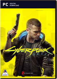 Cyberpunk 2077 (PC Download Code in the Box) - Cover